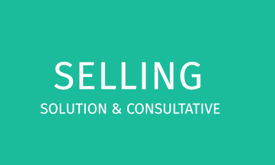 Solution Selling & Consultative Selling