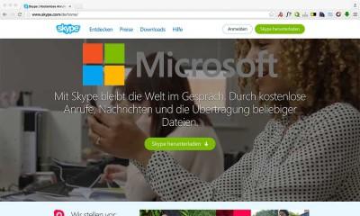Microsoft kauft Skype