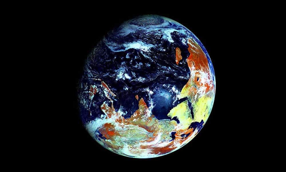 Planet Erde Nasa S Blue Marble 121 Megapixel Foto Amp Video