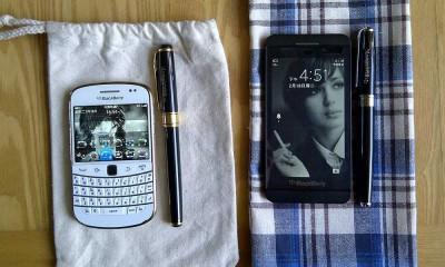 BlackBerry Zukunft neue Prototypen