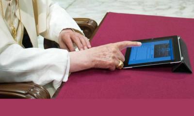 Social Media in der Kirche: beginnt Papst Benedikt zu Twittern?